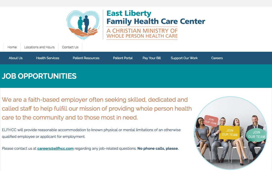 East Liberty Family Health Care Center